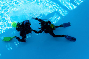 CMAS IAC Training for Diving Instructor